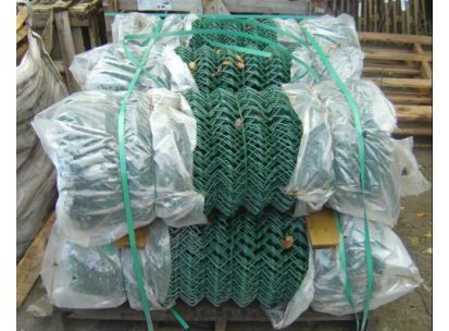 Chain Link Plastic Coated