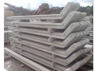We manufacture & supply domestic concrete posts | Welslot