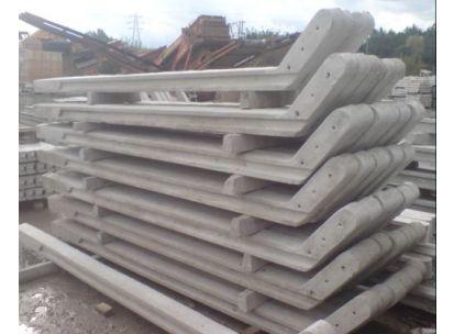 Crank Top Slotted Concrete Post