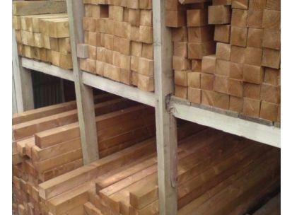 Tanalised Timber Posts